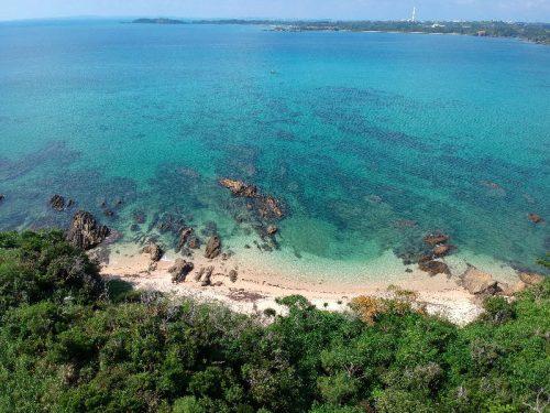 東海岸プライベートビーチ