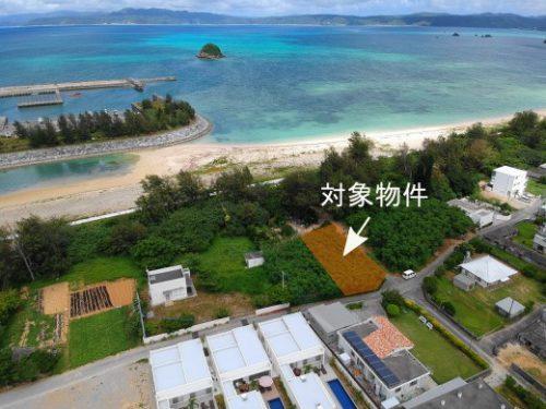 屋我地島のビーチサイド リゾート用地