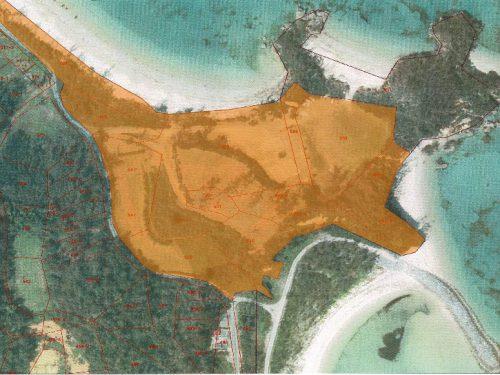 屋我地島・プライベートビーチのある売土地