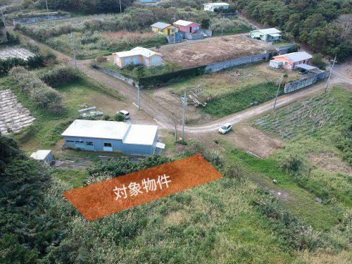 今帰仁村兼次の住宅・別荘地向き売土地