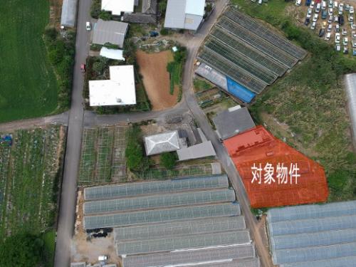 今帰仁村の売土地でました!周辺は静かで住みやすい住宅地です♪