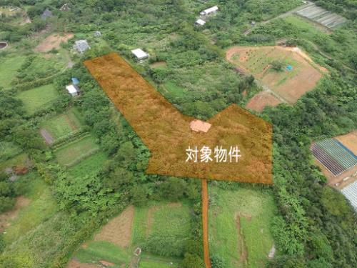 大宜味村の建築可能な農用地